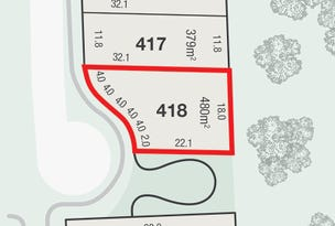 Lot 418, Fairways Stage 2, Brookwater, Qld 4300