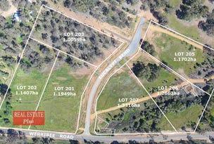 Lots 201-207 Eucalypt Bend, Wundowie, WA 6560