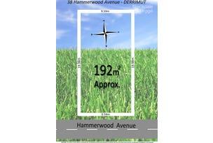 38 Hammerwood Avenue, Derrimut, Vic 3030