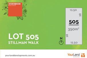 Lot 505, Stillman walk, Hillside, Vic 3037