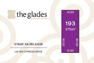 Lot 193 Cypress Drive, Parafield Gardens, SA 5107