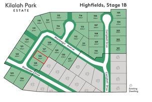 Lot 126, MacGregor Avenue, Highfields, Qld 4352