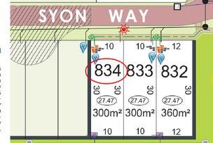 Lot 834, Syon Way, Piara Waters, WA 6112