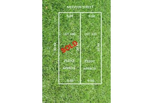 Lot  101, 12 Melveen street, Modbury, SA 5092