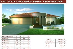 Lot 21173 Coolamon Drive, Craigieburn, Vic 3064