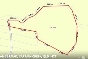 Captain Creek, address available on request