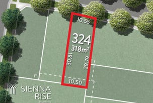 Lot 324, Pienza Road, Plumpton, Vic 3335