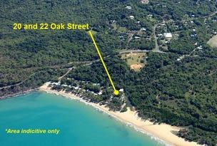 20 and 22 Oak Street, Oak Beach, Qld 4877