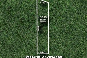 Lot 800, 8 Duke Avenue, Modbury Heights, SA 5092