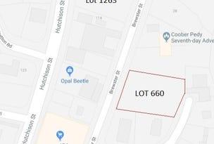 660 BREWSTER STREET, Coober Pedy, SA 5723