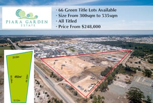 Lot 1753 Greywacke Entrance, Piara Waters, WA 6112