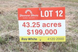 Lot 12 Lomandra Lane, Dunmora, Qld 4650