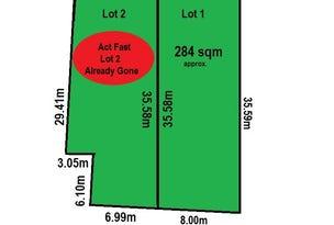 Lot 1, 41 Seaton Terrace, Seaton, SA 5023