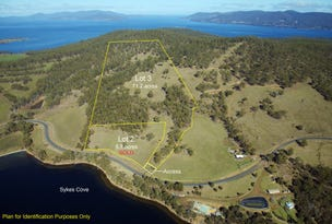 Lot 3, 239 Lennon Road, North Bruny, Tas 7150