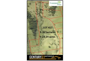 Lot 417 Cameron Park, McLeans Ridges, NSW 2480