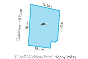 11/47 Wickham Road, Happy Valley, SA 5159
