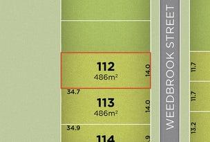 Lot 112, Weedbrook Street (Solander), Park Ridge, Qld 4125