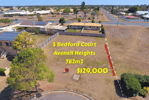 5 Bedford Court, Avenell Heights, Qld 4670