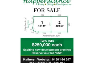 Lot 1 & 2, Wattlebrush Court, Murrumba Downs, Qld 4503