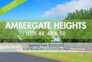 48,49 & 50 Ambergate Heights, Ambergate, WA 6280