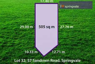 Lot 32, 57-59 Sandown Road, Springvale, Vic 3171