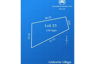 Lot 25, The Boomerang, Gisborne, Vic 3437