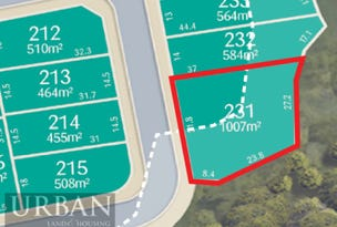 LOT 231 MASTERS CIRCUIT | STONECUTTERS RIDGE, Colebee, NSW 2761