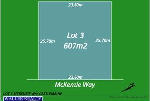 Lot 3, McKenzie Way, McKenzie Hill, Vic 3451