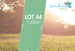Lot 44, 106 McNeily Road, Drouin, Vic 3818
