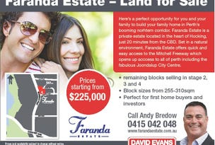 Lot 76 Faranda Estate, Hocking, WA 6065