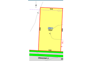 Lot 2801, Dragonfly Drive, Chisholm, NSW 2322