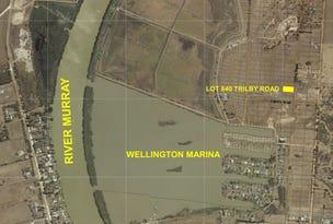 Lot 840 Trilby Road, Wellington East, SA 5259