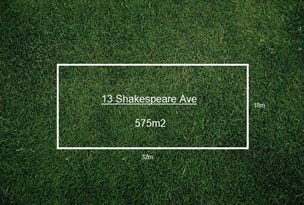 13 Shakespeare, Curlewis, Vic 3222