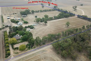 515 Dookie St James Road and Tungamah Boundary Rd, Dookie, Vic 3646