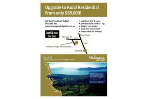Stage 1 & 2 Mahogany Ridge Estate, Cardwell, Qld 4849