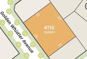 Lot 4116 Golden Whistler Avenue, Aberglasslyn, NSW 2320