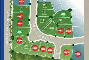 Lot 211 Admiralty Drive - Stage 11, Safety Beach, NSW 2456