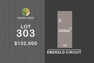 Lot 303, Emerald Circuit (Virginia Grove), Virginia, SA 5120