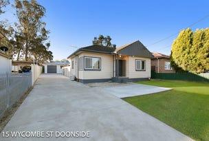 15 Wycombe Street, Doonside, NSW 2767
