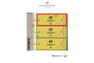 Lot 42, Lot 42 Andalusian Avenue, Darling Downs, WA 6122