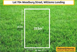 Lot 704 Woodbury Street, Williams Landing, Vic 3027
