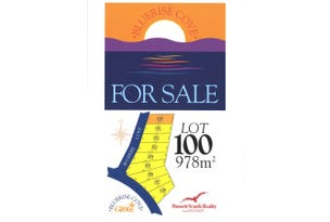 Lot 100, 11 Bluerise Cove, Falcon, WA 6210