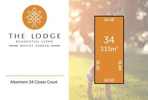 Lot 34 Clover Court, Mount Barker, SA 5251