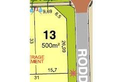 38 (Lot 13) Osmetti Drive, Somerville, WA 6430
