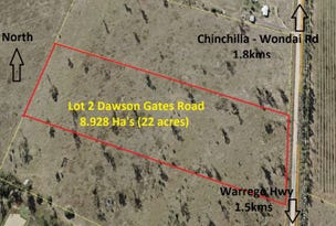 22 ACRES - Lot 2 Dawson Gates Road, Chinchilla, Qld 4413