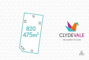 Lot 820, Curzon Street, Clyde North, Vic 3978