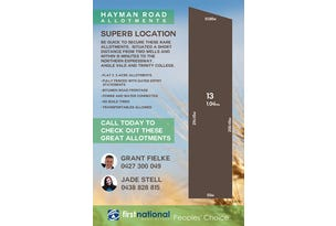 Lot 13 Hayman Road, Lewiston, SA 5501