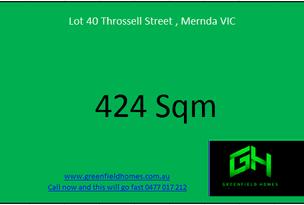 Lot 40 Throssell Street, Mernda, Vic 3754