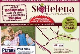 Lot 102 St Helena, Lochinvar, NSW 2321