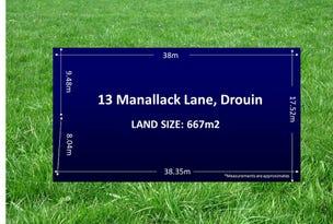 13 Manallack Lane, Drouin, Vic 3818